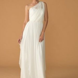 Ivory Organza Reverie Wedding Dress  Gown NWT SALE